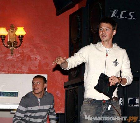 Фотографии - Встреча ФК Локомотив с болельщиками