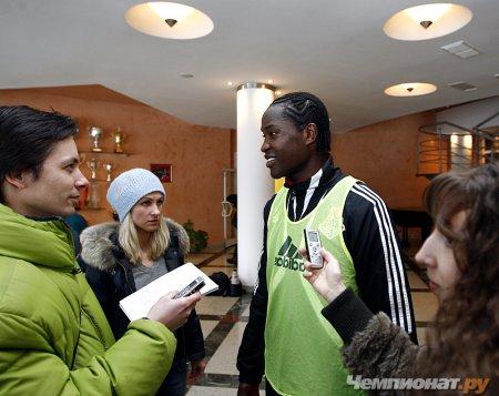 Фотографиии с тренировки ФК Локомотив