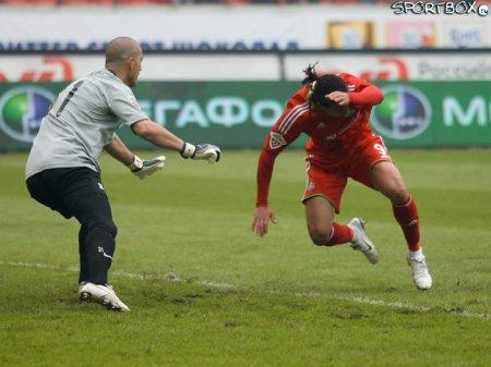 Чемпионат России 3-й тур: Локомотив - Кр. Советов (фотографии)