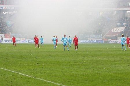 Локомотив - Зенит (Фото)