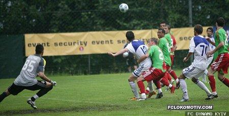 Динамо Киев - Локомотив 2:3