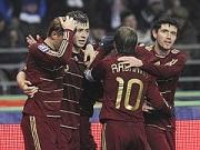 Стыковой матч: Словения 1:0 Росиия