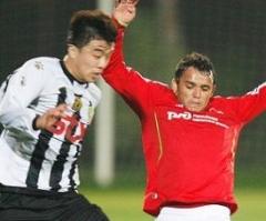 Товарищеский матч: Локомотив 3:1 Геонгнам