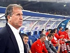 Олимпиакос уволил экс-тренера ЦСКА