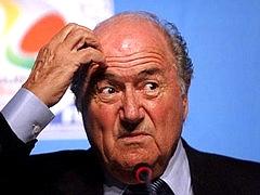 Йозеф Блаттер.  ФИФА