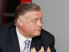 Владимир Якунин - Локомотив