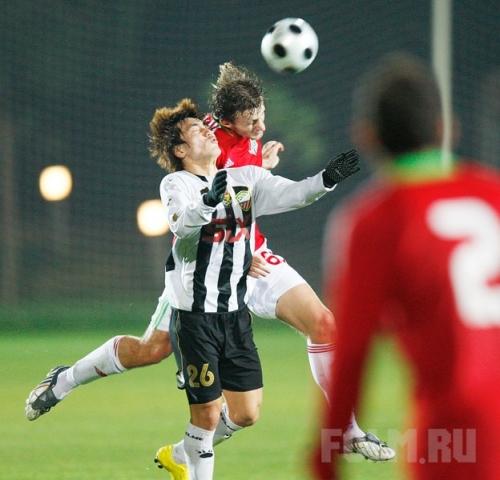 Локомотив 3:1 Геонгнам (фото)