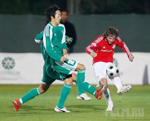 Локомотив 0:2 Томь (фото)