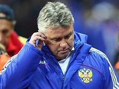Гус Хиддинк - Локомотив