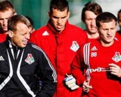 Товарищеский матч: Локомотив 2:0 Мальме