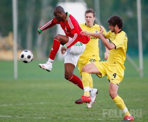 Локомотив 1:0 Спарта (фото)
