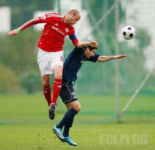 Локомотив 1:1 Металлург (фото)