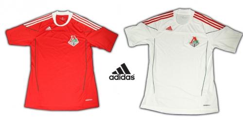 Локомотив и Adidas представили новую форму на сезон 2010