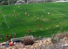 Товарищеский матч: Локомотив 0:1 Мика