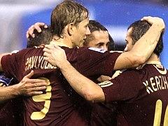 Россия поднялась на одну строчку в рейтинге ФИФА