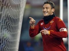 Тотти признан лучшим футболистом Италии