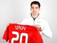 Бранко Илич: Я попал в один из трех лучших клубов России