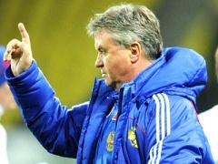 Хиддинк начал процесс расторжения контракта с РФС