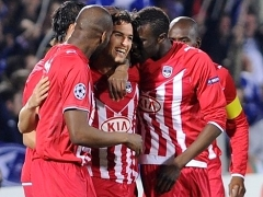 Бордо вышел в четвертьфинал Лиги чемпионов
