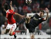 Ливерпуль проиграл Бенфике в 1/4 финала Лиги Европы