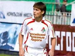 Торбинский не тренировался с Локомотивом