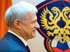 РФС.  Сергей Фурсенко