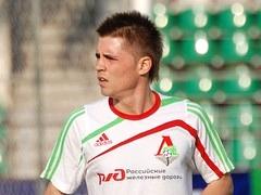 Дмитрий Торбинский - Локомотив