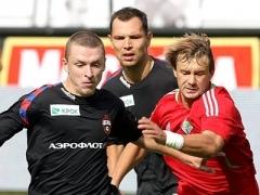 Чемпионат России: ЦСКА 1:1 Локомотив