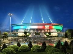 На стадионе Зенита будет раздвижная крыша