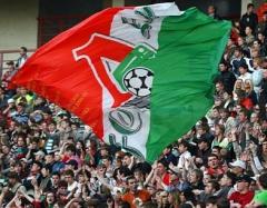 Локомотив может сменить логотип