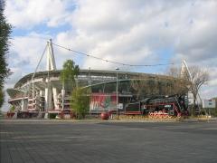 Спартак с Анжи сыграет на стадионе Локомотив
