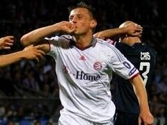 Олич вывел Баварию в финал Лиги чемпионов