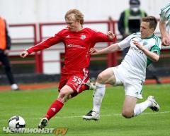 Чемпионат России: Терек 0:0 Локомотив