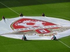 Перед футбольными матчами будет звучать гимн России