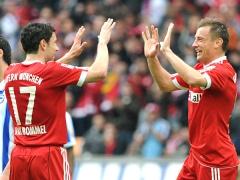 Бавария официально оформила чемпионство