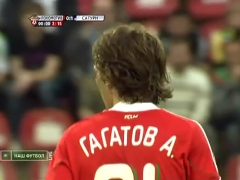 Алан Гатагов - Локомотив