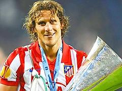 Мадридский Атлетико выиграл Лигу Европы