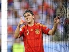 Вилья перешел в Барселону за 40 млн евро