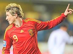 Испания забила шесть голов Польше
