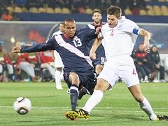 Англия и США победителя не выявили