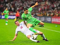 Англичане сыграли вничью со сборной Алжира