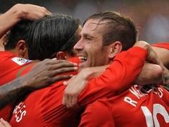 Португалия забила семь голов КНДР