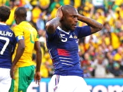 Франция и ЮАР покидают чемпионат мира
