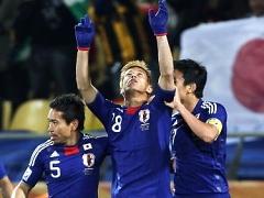 Хонда помог сборной Японии выйти в плей-офф
