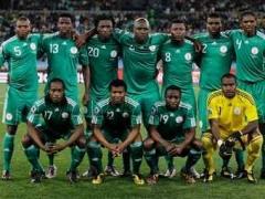 Президент Нигерии отстранил футбольную сборную от соревнований