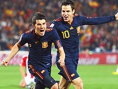Испания с трудом вышла в полуфинал ЧМ