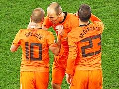 Голландия стала первым финалистом ЧМ