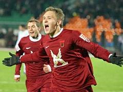 Бухаров подписал контракт с Зенитом
