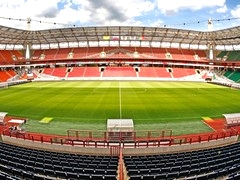 Россия начнет отбор на ЧЕ-2012 на Локомотиве