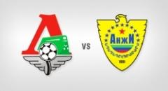 12 тур: Локомотив - Анжи